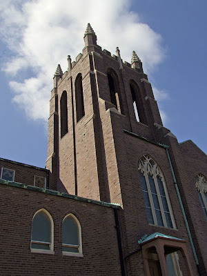 Saint Wenceslaus Roman Catholic Church, in Saint Louis, Missouri, USA