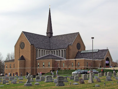 Immaculate Conception Roman Catholic Parish, in Dardenne Prairie, Missouri, USA
