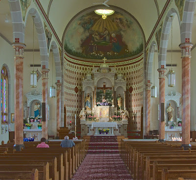 ... of the West: Photos of Saint Joseph Church, in Josephville, Missouri