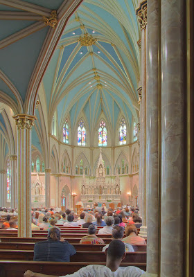 Saint Alphonsus Liguori Roman Catholic Church, in Saint Louis, Missouri, USA