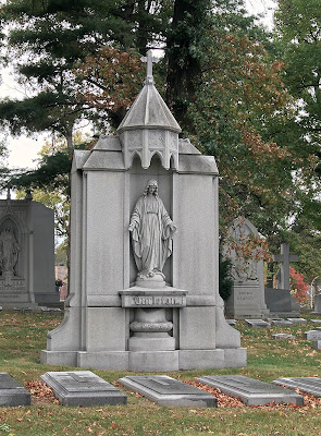 Calvary Cemetery, in Saint Louis, Missouri, USA