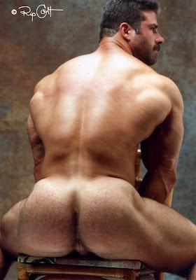 baseball buttocks