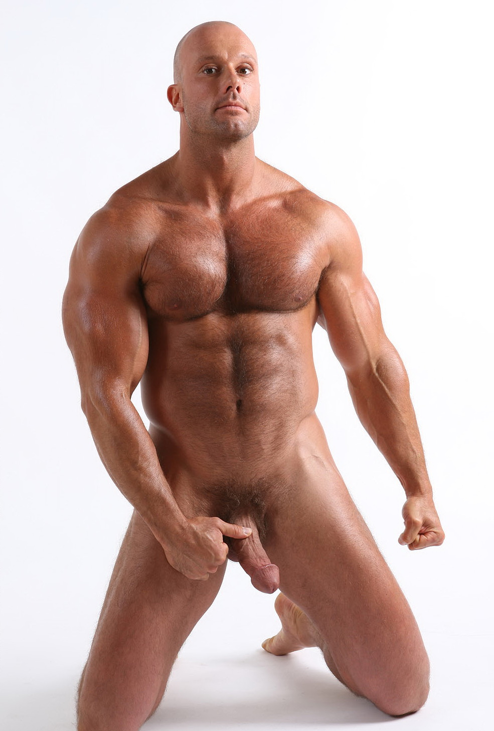 Gay man bubble butt