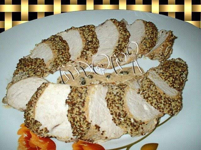 Las cositas de meri pechugas de pollo a la mostaza con - Bollycao thermomix ...