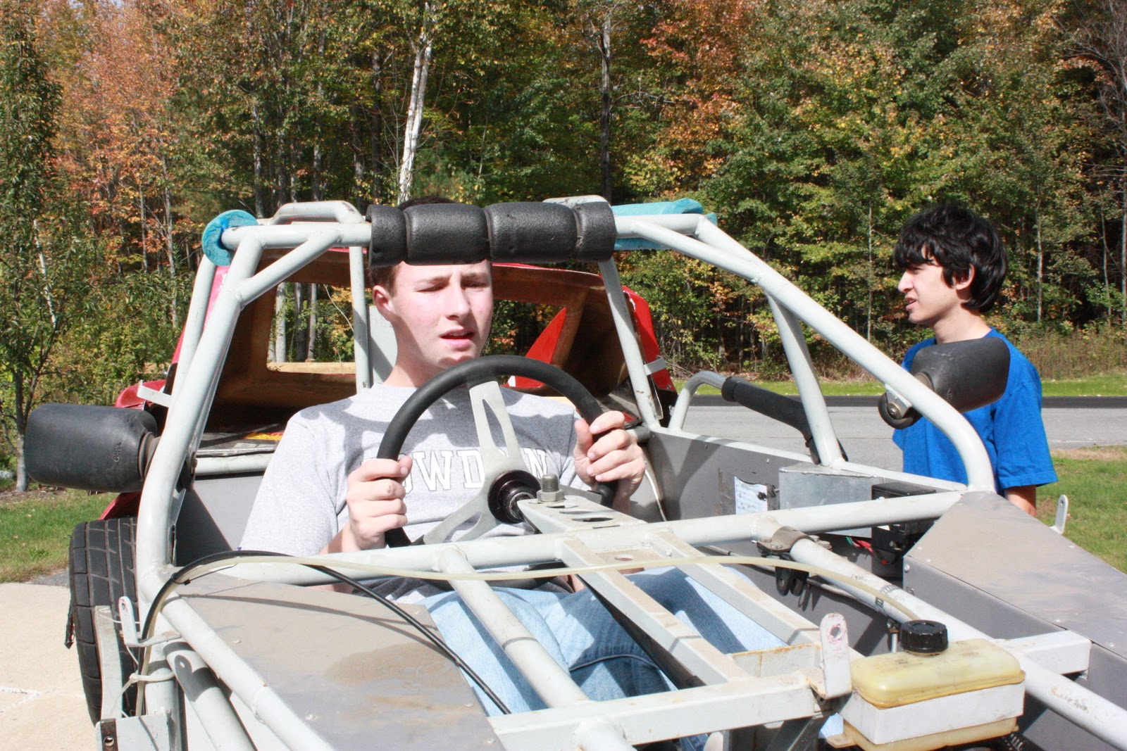 Bandolero Race Car: Advanced Topics In Engineering: November 2010