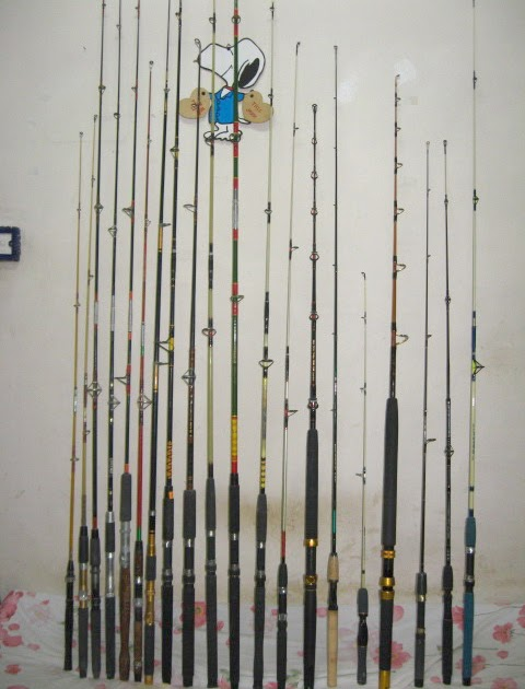 Rc lover my fishing hobby 12 my rod for Nitro fishing rods