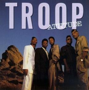 VINTAGE VYBZ DOWNUNDER: Troop - Attitude