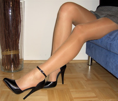 5.5 inch stiletto high heels - the highest heels