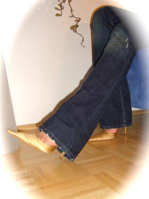 5 inch stilettos