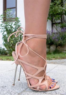 5 inch sandals