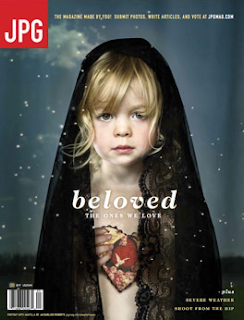 JPG Magazine Cover Beloved