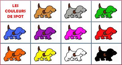 Image de chien a imprimer en couleur - Animaux a imprimer en couleur ...