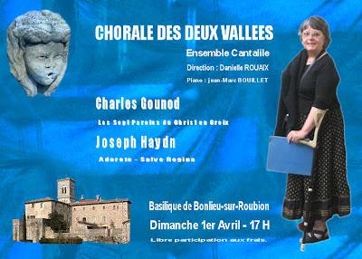 Affiche concert Bonlieu 01.04.2007