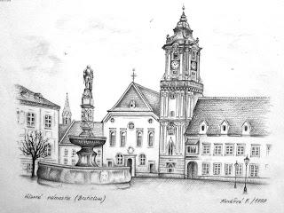 Airbrush A Vsetko Mozne Kresby Hist A Novodobych Budov