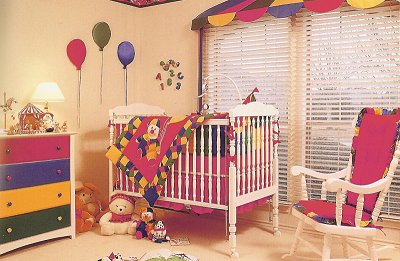 Kids Bedroom Theme - toddler room design