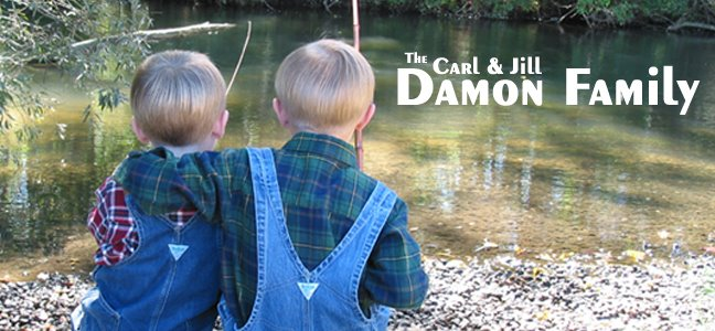 The Carl & Jill Damon Family
