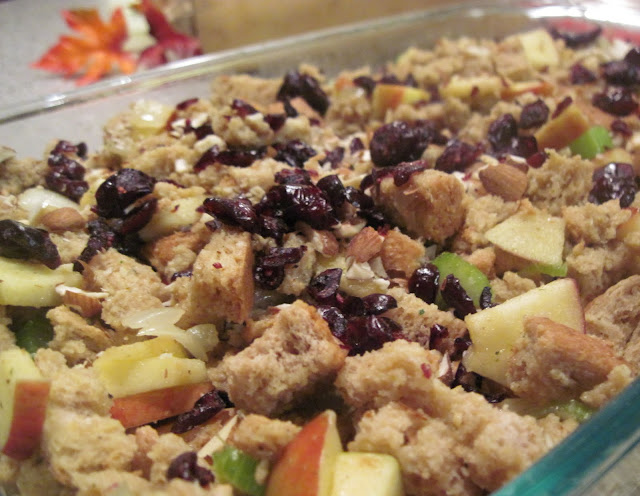 Homemade Stuffing