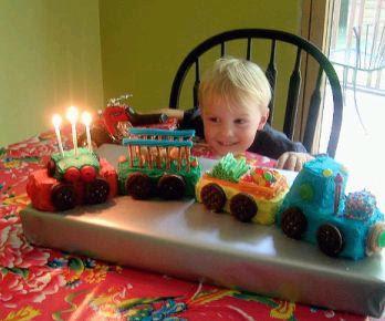 Christmas Teddy Bear Teddy Bear Train Birthday Cake