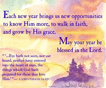 My Thought-filled Journey: Happy New Year!