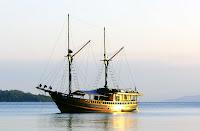 Moana Segelschiff