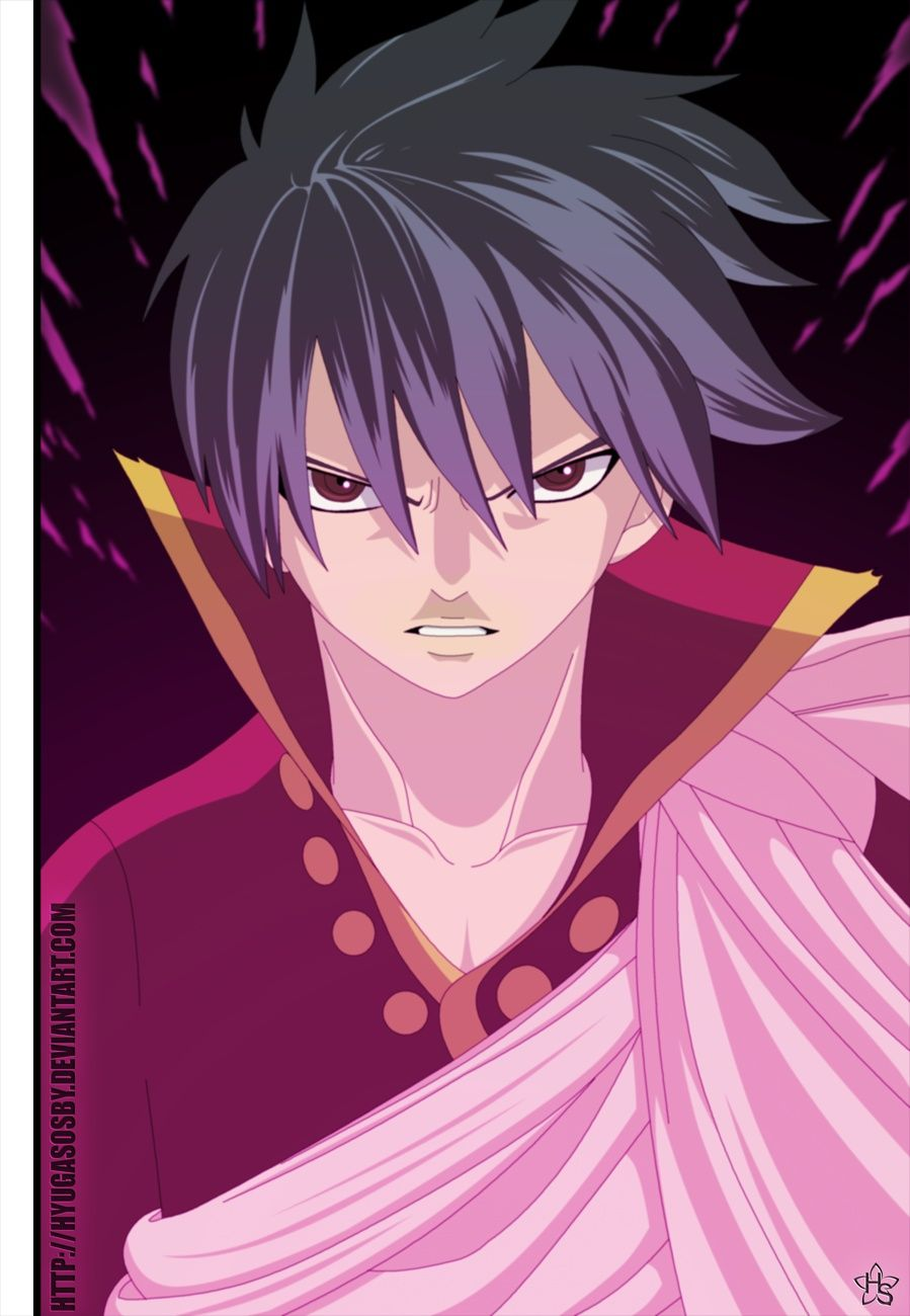 Fairy Tail Chap 222