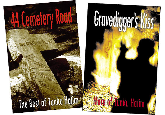 My latest short story collections . . .