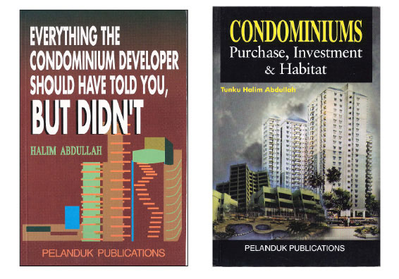 2 Books on Condos (almost antiquarian!)...