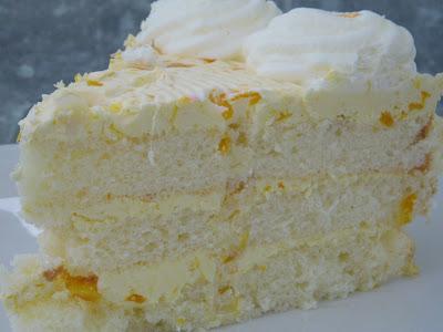 Mango Chiffon Cake Red Ribbon Recipe