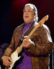 Steven Seagal guitar lame