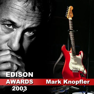 Mark Knopfler S Music Mark Knopfler Dutch Edison Award 2003