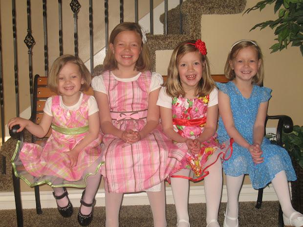 Hills Easter Dresses