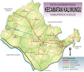 chizio the grosso: Profil Kecamatan Kaliwungu, Kudus