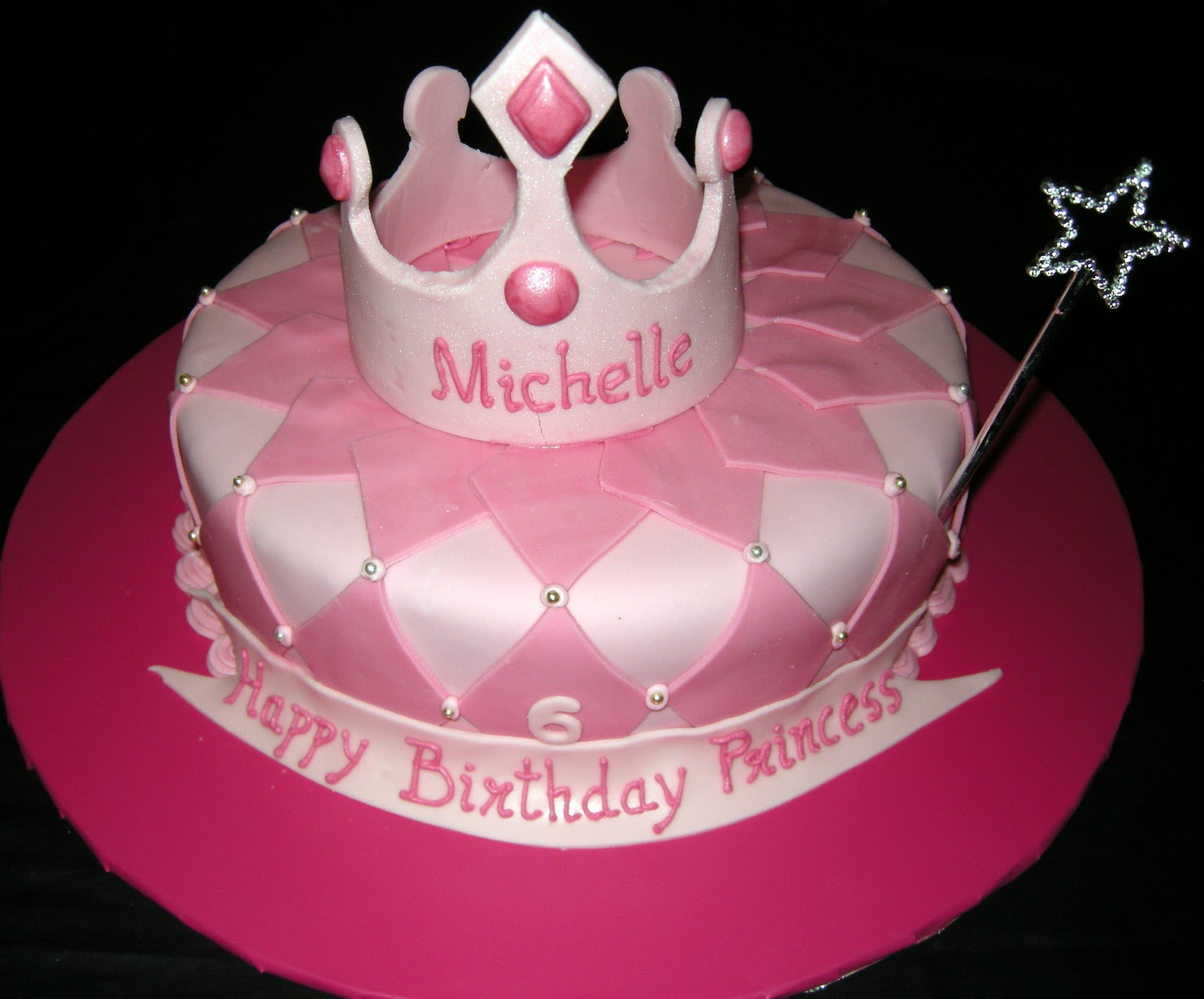 Harshi S Cakes Amp Bakes Little Princess Crown