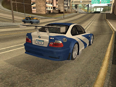 bmw m3 gtr most wanted. GTA Most Wanted,