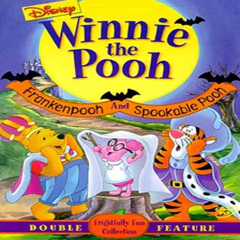 Winnie The Pooh Frankenpooh
