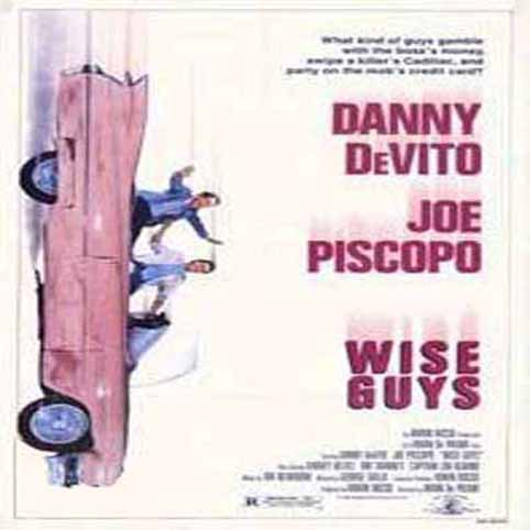 Wise Guys 1986 DVDRip Xvid