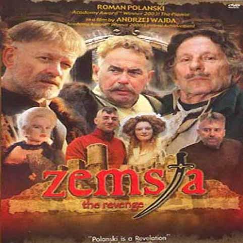 Zemsta (2002) DVDRip Xvid