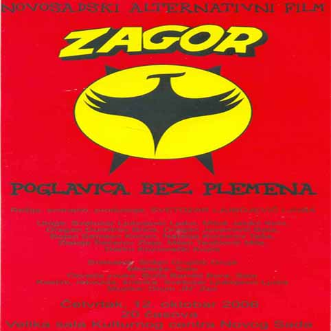 ZAGOR - poglavica bez plemena DVDRip Xvid