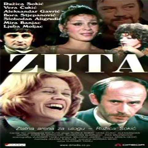 Zuta (1973) DVDRip Xvid
