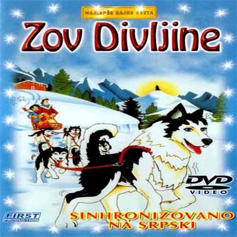 Zov Divljine DVDRip Xvid