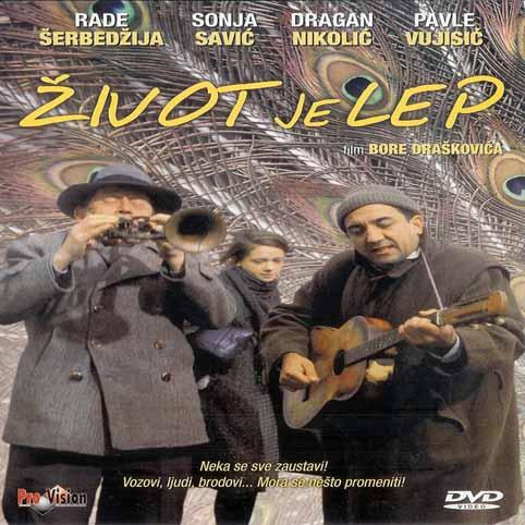 Zivot je lep (1985) DVDRip Xvid