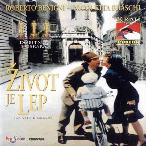La vita e bella (1997) Zivot je lep DVDRip Xvid