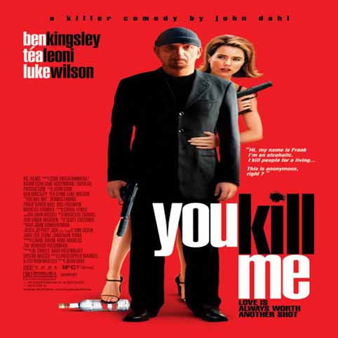 You Kill Me 2007 DVDRip Xvid