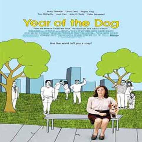 Year of the Dog 2007 DVDRip Xvid.