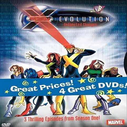X - Men Evolution