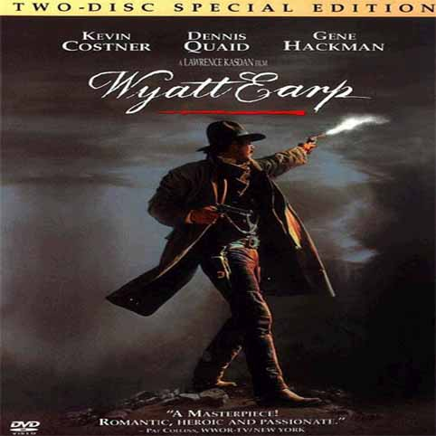 Wyatt Earp.