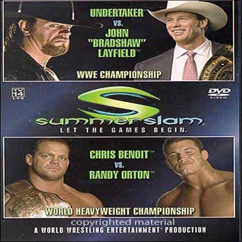 WWE Summerslam 2004 DVDRIP Xvid
