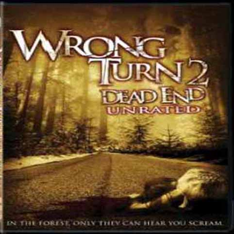 Wrong Turn 2 2007 DVDScr Xvid.