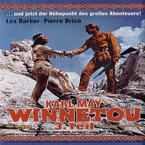 Winnetou 3 The Desperado Trail 1965) DVDRip Xvid