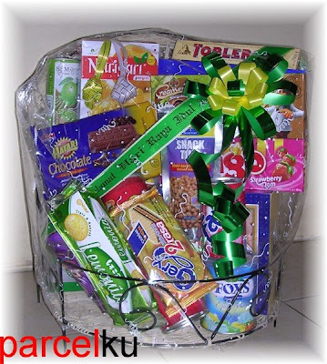 Nadine Party House Amp Gift Contoh 1 Gambar Parcel